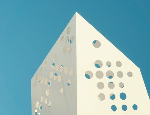 White hole punch architecture