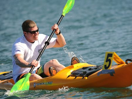 Kayak race final is schedule for this month