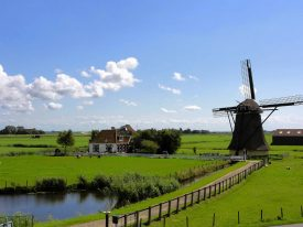 The importance of windmill on the country sides