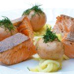 Salomon fish price is roaring in the market