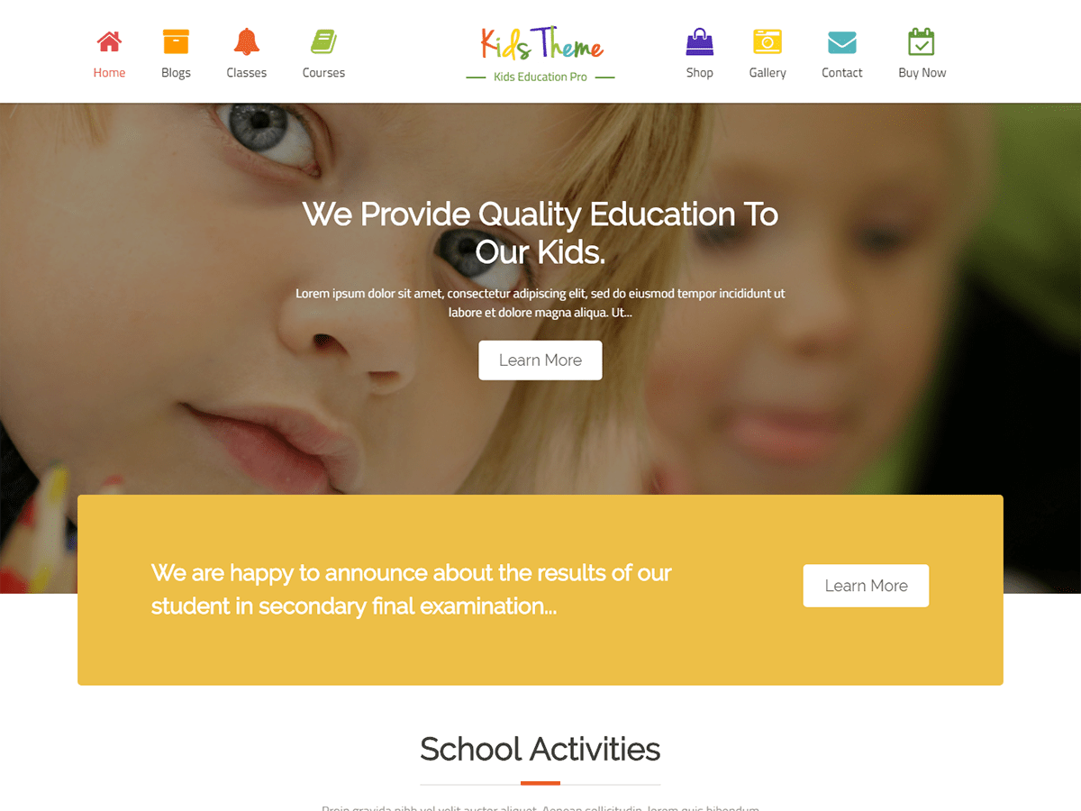 kids education pro