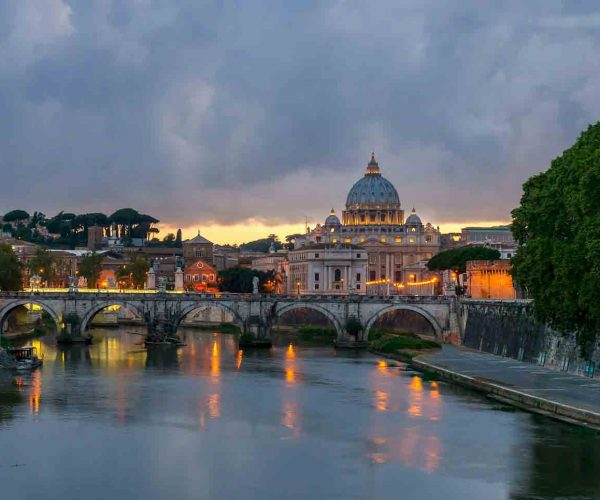 There is no place like Rome