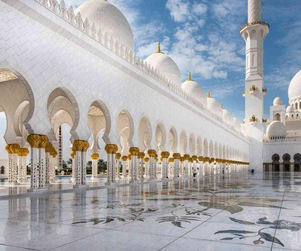 Exploring the Wonders of Abu Dhabi